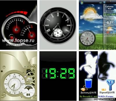Заставки Для Nokia 6300